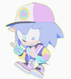 The most swag of Sonics\' out there.