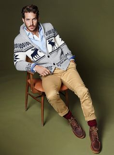 Justice Joslin for Simons Holiday 2014 Catalogue