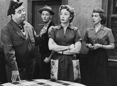 The Honeymooners. I always laughed when I watched this show. To the moon Alice. Ha!! Ha!! The Incensewoman