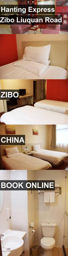 Hotel Hanting Express Zibo Liuquan Road in Zibo, China. For more information, photos, reviews and best prices please follow the link. #China #Zibo #travel #vacation #hotel