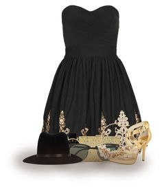 """The Big Day"" by abigaillieb ❤ liked on Polyvore"
