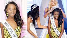 YAASS! A Black Woman Just Won Miss USA And She's A Member Of Sigma Gamma Rho