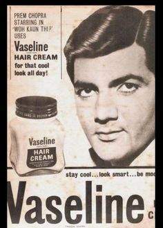 Prem Chopra in Vaseline