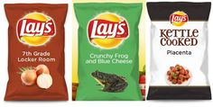 The Submissions for New Lay's Chip Flavors Are Getting Out of Control (but We Love It)