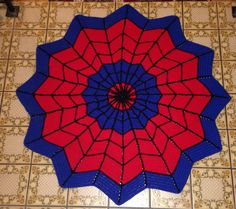 This was a fun project! Afghan Crochet, Fun Projects, Inspired, Rugs, Pattern, Crafts, Decor, Messages, Bed Covers