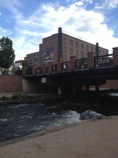Clear Creek - Downtown Golden, CO