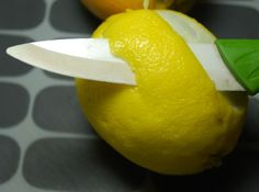 DIY Lemon and lime Air freshener spray