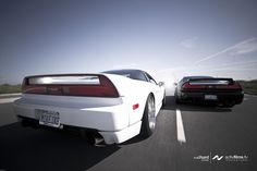 NA1 NSX Duo, cause they are so perfect, and the only thing Honda did in the past 20 years that is cool.