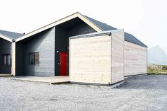 Driv Arkitekter | Boliger Træna Norway, Shed, Outdoor Structures, Home, Lean To Shed, House, Backyard Sheds, Coops, Homes