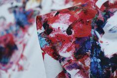 Arazzo Rosso - Jersey - Tessuti Fabrics - Online Fabric Store - Cotton, Linen, Silk, Bridal & more