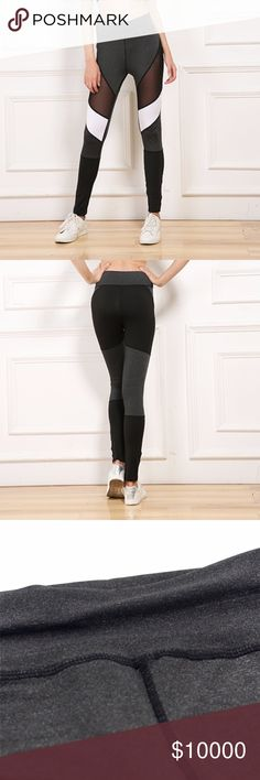 COMING SOON Coming soon to my new boutique! Super high quality mesh leggings with patchwork. Like this post to be notified when they arrive! Sizes S-XL. Pants Leggings