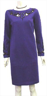 Outlander 80s Vintage Dress