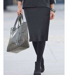 Together Knit Skirt Our simply lovely knitted midi skirt is an effortless choice for downtime. It looks stylish teamed with a colourblock sweater. Together Skirt Features: Washable 25% Viscose, 25% Nylon, 20% Polyester,  http://www.comparestoreprices.co.uk/skirts/together-knit-skirt.asp