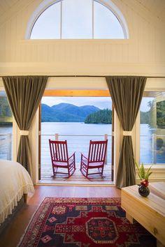 Nimmo Bay Resort   British Columbia