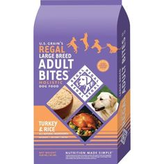 Regal Holistic Adult Bites Dry Dog Food Bag) @ To check this awesome product by going to the link at the image. (This is an affiliate link and I receive a commission for the sales) Holistic Dog Food, Online Pet Store, Dry Dog Food, Pet Food, Dog Itching, Dog Training Pads, Dog Dental Care, Dog Food Storage, Dog Shower