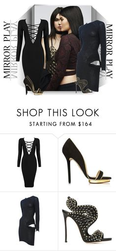"""Always Sisters Always Friends"" by konata-phenomenalstyle on Polyvore featuring PacSun, Posh Girl, Charlotte Olympia, Yohji Yamamoto and Dsquared2"