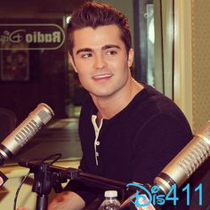 Radio Disney Announced That Spencer Boldman Is Presenting At The 2014 RDMAs