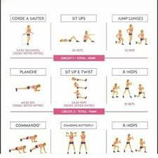 guide gratuit d exercice workout