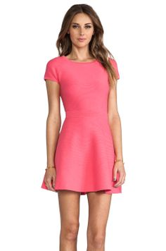 Trina Turk Cozumel Dress in Hot Coral from REVOLVEclothing