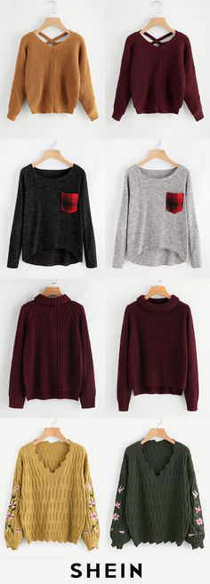 Soft & comfy sweaters