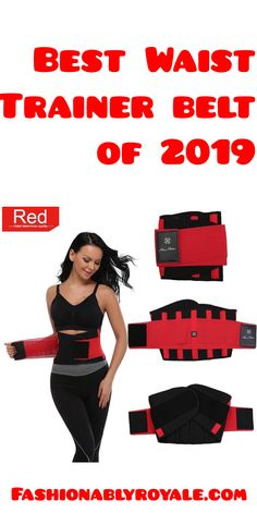b46fe58d985 Fitness Belt Xtreme Power Thermo Hot Body Shaper Waist Trainer Trimmer  Corset