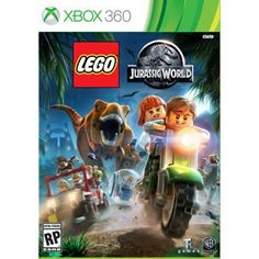 LEGO Jurassic World Xbox 360 Video Game *** Visit the image link more details. Note:It is Affiliate Link to Amazon.