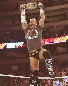 CM Punk !!! Best in the world