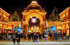 10 of the best Christmas shopping cities in Europe