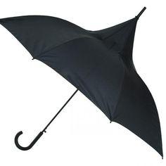 a59b79920 Classic Black Pagoda Umbrella   Simple and sweet, the classic black is the  ideal umbrella
