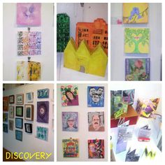 outreach art exhibition Jan-Mar 2016 arc arts for recovery gallery stockport reddish