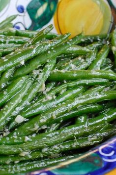 NYT Cooking: Here is a recipe for fresh string beans, boiled just until barely tender and bright green, then tossed in a pan with minced garlic and ginger. The beans can be cooked a day ahead, leaving nothing more to do before the meal than to assemble everything over high heat.