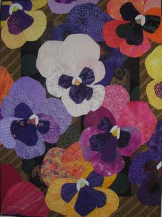 Seed Catalog Series: Pansies #diycrafts #ecrafty #seedcatalogs