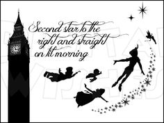 Here you find the best free Peter Pan Silhouette Art collection. You can use these free Peter Pan Silhouette Art for your websites, documents or presentations. Peter Pan Silhouette, Peter Pan Jr, Peter Pan Party, Silhouette Tattoos, Silhouette Art, Iron On Transfer, Transfer Paper, Peter Pan Neverland, Peter Pan Quotes