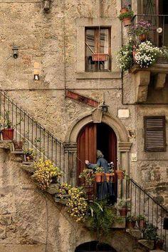 Italie...