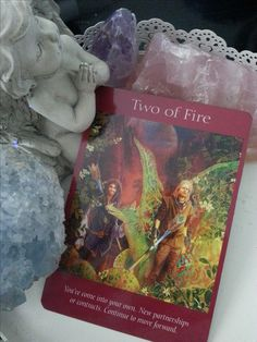 6 July – A day of balancing decisions and opportunities. Fire indicates change, like a phoenix rising. Now is your chance to show your spirit, forged by your challenges and experience. Don't be afraid to take that chance, if it feels right. Keep takin those action steps. (Angel Tarot, D. Virtue & R. Valentine) #dailycard #dailytarot #dailymessages #dailyguidance #dailyoracle #tarot #tarotcommunity #spirituality #metaphysical #divination #angelreading #angels #archangels #angeltarotcards