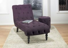 Purple Chaise!