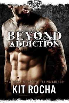 Early Featured Book Review: Beyond Addiction (Beyond #5) by Kit Rocha | GraveTells