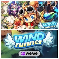 windrunner game kakao - Google Search
