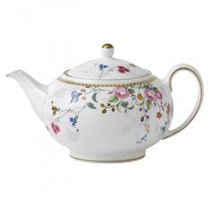 Wedgewood Rose Gold Teapot