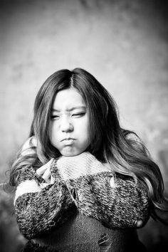 Tomomi Ogawa (SCANDAL). Dat face, doh.