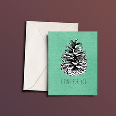 Image of I pine for you