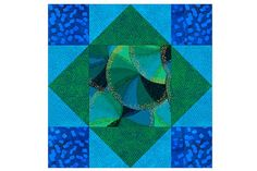 Make King's Crown Quilt Blocks or a Small King's Crown Quilt: Intro to the King's Crown Quilt and Block