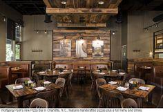 #WolfgangPuck opens Pizza | Bar in Charlotte, North Carolina!