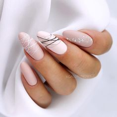 15 shaped stylish nail colors that you can try out .- 15 geformte stilvolle Nagelfarben die Sie zum Probieren inspirieren 15 shaped stylish nail colors to inspire you to try # hair up - Neutral Nails, Nude Nails, Pink Nails, Gel Nails, Coffin Nails, Pastel Nails, Stiletto Nails, Nail Manicure, Manicures