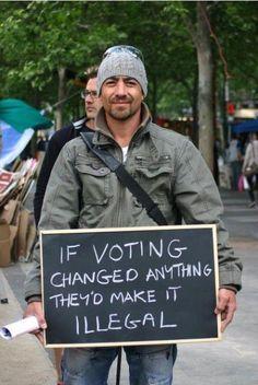 Your vote