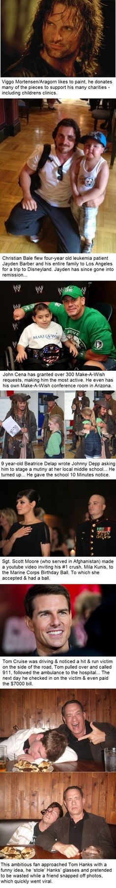 When your faith in humanity needs to be restored