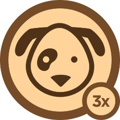 Dog's Best Friend    Woof! Woof woof woof woof woof! Woof! Woof woof!    You've been to 10 different dog runs! Hope you got a good lick in the face. 5 more and you'll be at Level 4.    Level 3 unlocked by ◦Rorry◦™( '⌣')人('⌣' ) on Sun Dec 5, 2010 at 2:09 AM at Washington Square Park Dog Run in New York, NY.