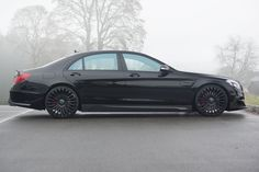 Mansory Gives the S63 AMG 1,000PS and a Sinister Appearance