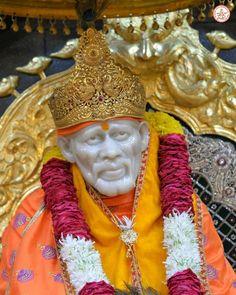Sai Baba Hd Wallpaper, Sai Baba Photos, Om Sai Ram, God Pictures, Princess Zelda, Fictional Characters, Positive Things, Whatsapp Group, Temple