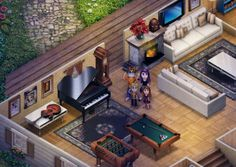 Virtual Families. Virtual Families 2 House ...